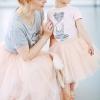 Ксения Белая с дочкой Евой